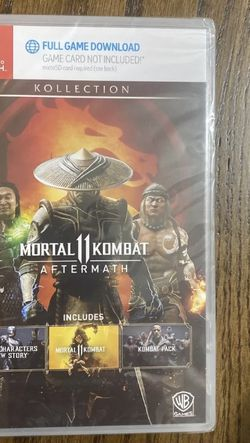 Nintendo Switch Game Mortal Kombat 11 And Aftetmath for Sale in Damascus,  OR