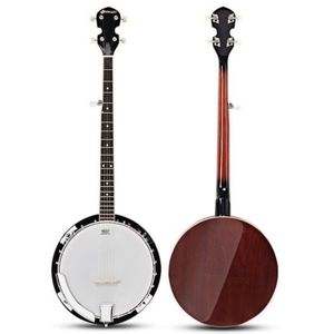 Sonort 5 String Geared Tunable Banjo Whit Case for Sale in Hesperia, CA