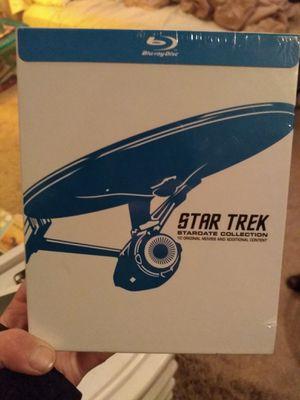 Star Trek Blu Ray 10 DVD Boxset for Sale in Rock Island, IL