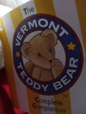 Vermont Teddy Bear for Sale in Northborough, MA