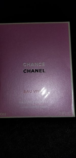 CHANEL CHANCE EAU VIVE EDT for Sale in Dana Point, CA