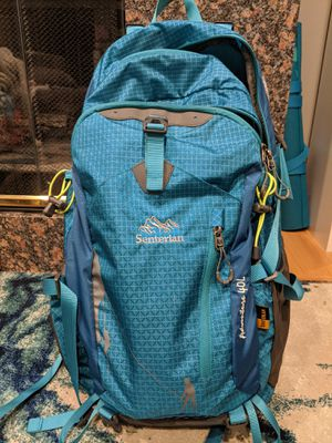 Senterlan 40L Hiking Adventure Backpack for Sale in Seattle, WA