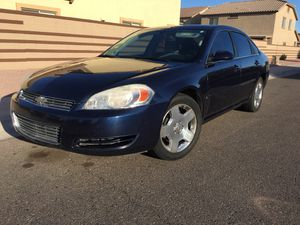 2008 Chevy Impala LT 4DR SD for Sale in Phoenix, AZ