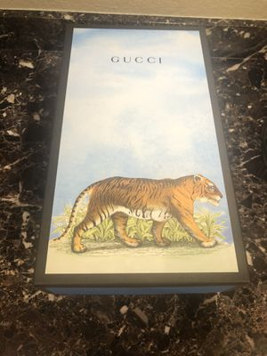 Gucci shoes box for Sale in Gilbert, AZ