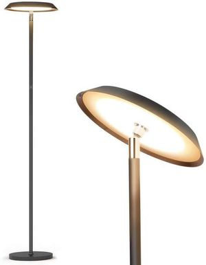 Floor lamp, Lamps For Living Room, LED Dimmable Modern Tall Standing Pole Light, TECKIN Touch Control Reading Light for Sale in Ontario, CA
