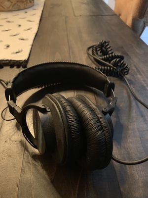 Sony professional headphones for Sale in Round Rock, TX