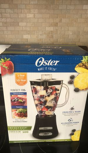 Blender - Oster NEW!!! for Sale in Placentia, CA