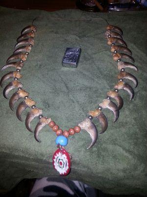 Bear claw neclas for Sale in Petersburg, VA