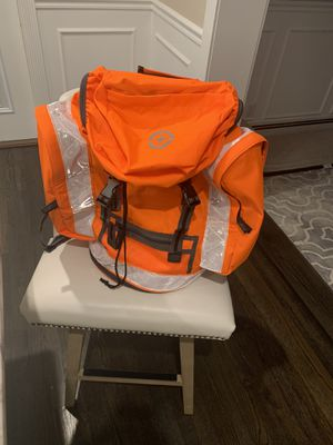 LODE WORK reflective backpack for Sale in West Babylon, NY
