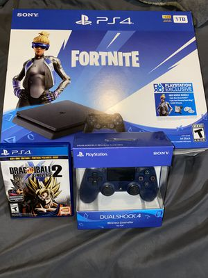 PS4 Brand New for Sale in Las Vegas, NV