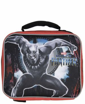 New Black Panther Rectangle Lunch Bag for Sale in Los Angeles, CA