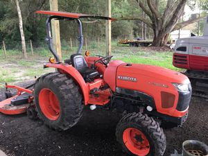 Kubota tractor. for Sale in Tampa, FL