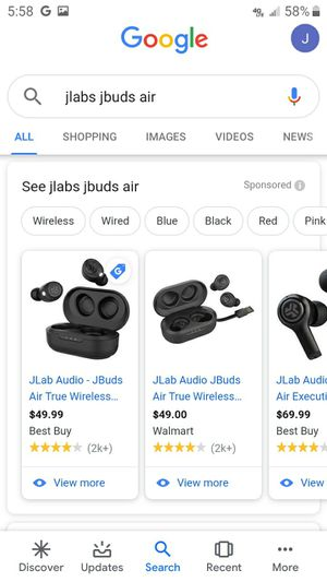 Jlabs bluetooth earbuds new never used for Sale in Chula Vista, CA
