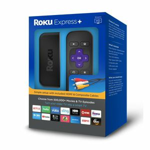 Roku express+ like new for Sale in San Antonio, TX
