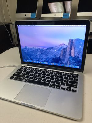 "APPLE MACBOOK PRO RETINA 13"" MID 2014 MODEL INTEL CORE i5@ 2.6GHZ 8GB RAM 128GB SSD for Sale in Crockett, CA"