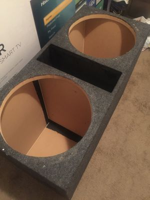 15 inch big box 100$ for Sale in Charlotte, NC
