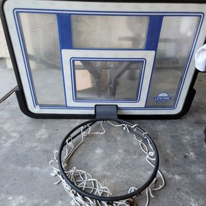 Lifetime Basketball Hoop for Sale in Sacramento, CA