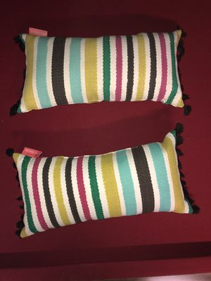 Opalhouse Outdoor Pillows for Sale in Lakeland, FL