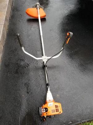 Stihl straight shaft brush cutter for Sale in Everett, WA