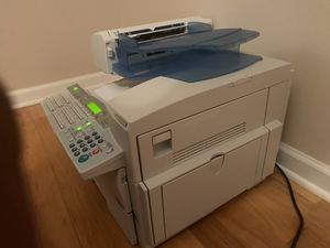 Lanier Ricoh fax 4430NF super G3 for Sale in Concord, NC