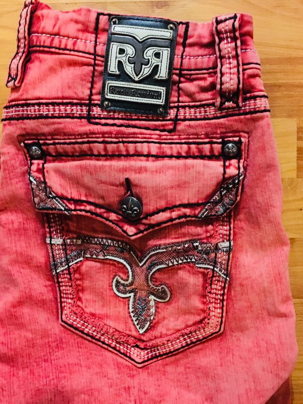 Rock Revival shorts size 40