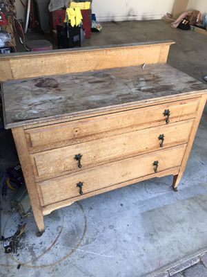 Antique dresser for Sale in Montclair, CA
