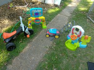 BABY AND KIDS TOYS ALL 4 FOR $25 READ DETAILS for Sale in St. Louis, MO