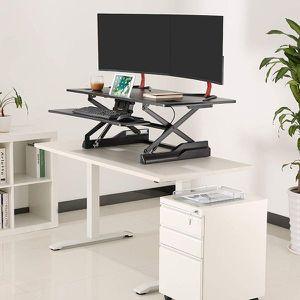 "AVLT-Power 47"" Standing Desk Converter Vertical Stand up Desk for Sale in Las Vegas, NV"