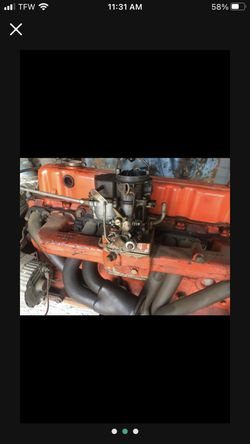 Chevy 6 Cyl Early 70s ( Rebuilt ) Headers for Sale in Kenbridge,  VA