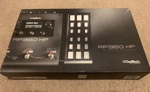 Digitech RP 360 XP Multi Effects Processor for Sale in Lehigh Acres, FL