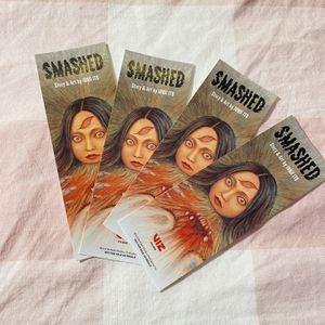 """Smashed"" Junji Ito Story Collection Bookmark for Sale in San Jose, CA"