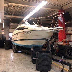 1996 Bayliner 2655 Cabin cruiser Ready For Water for Sale in Cleveland, OH