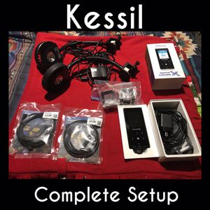 Amazing Kessil led Set Up - Reef Saltwater for Sale in Desert Hot Springs, CA