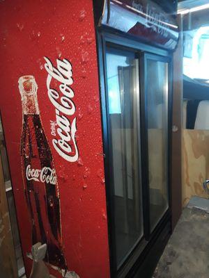 double door coke machine for Sale in Nederland, TX