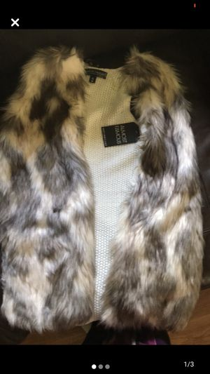 Fur Vest for Sale in Milwaukee, WI