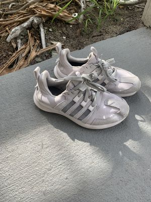 Kids Youth Adidas Sneakers Size 4Y women's size 6 for Sale in Orlando, FL