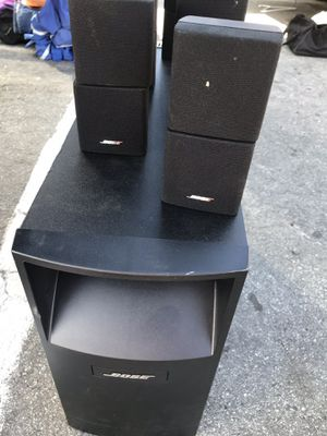 Bose speakers for Sale in Oakland, CA