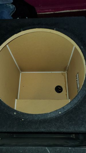 15 ported sub box for Sale in Los Angeles, CA