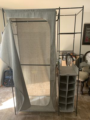 Closet organizer for Sale in Villa Park, CA