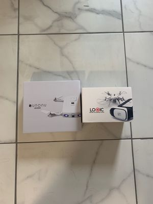 Drone and VR drone headset for Sale in Hialeah, FL