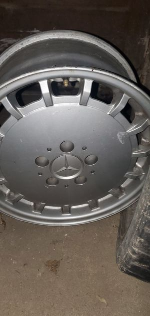 "16"" mercedes benz rims (full set) for Sale in Washington, DC"