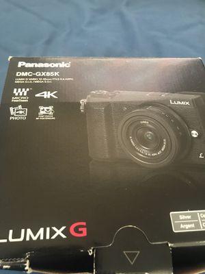 Panasonic lumix g dmc-gx85k for Sale in Santa Maria, CA