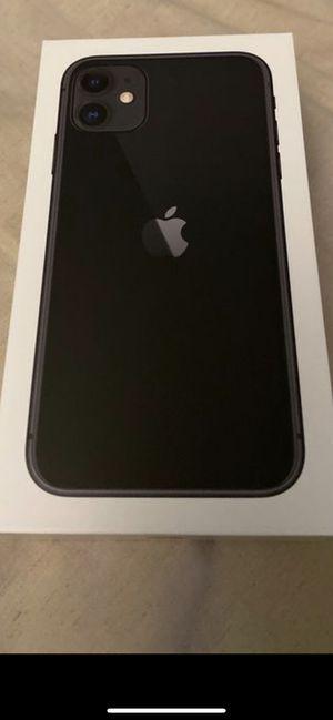 NEW IPHONE 11 VERIZON/SPRINT for Sale in Bellevue, WA
