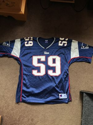 Champion NFL Andy Katzenmoyer Jersey Size 44 (L/XL) for Sale in Warren, RI