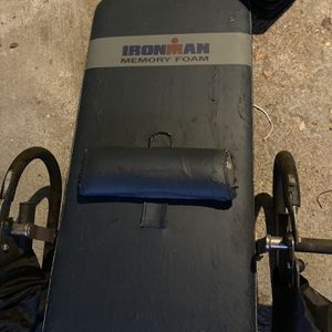 Iron Man Inversion Table FREE USED for Sale in Houston, TX