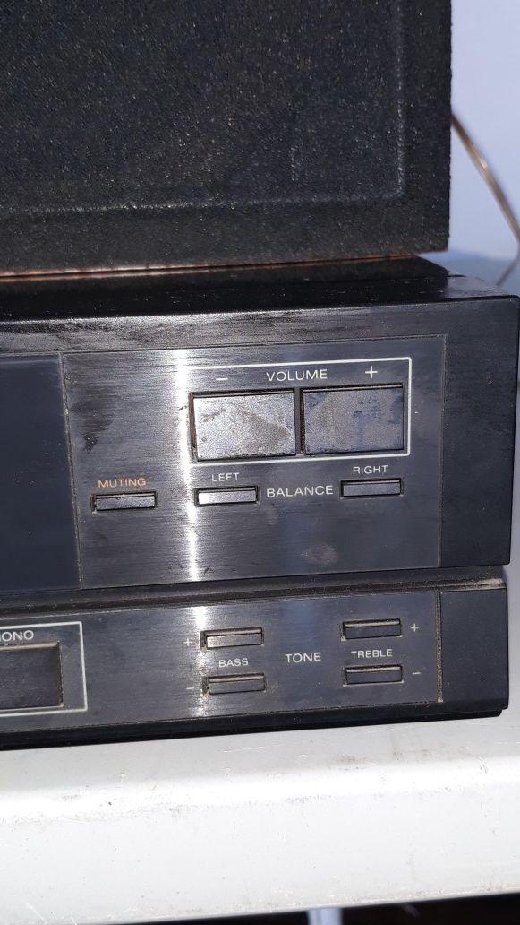 Vintage Receiver