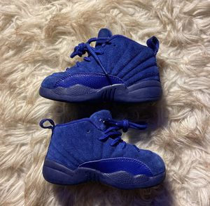 Air Jordan 12 Retro PS 'Deep Royal' size: 8c (toddler) for Sale in Milwaukee, WI