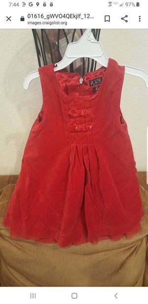 *****BABY GIRL DRESSES SIZE 24 MONTHS***** for Sale in Fresno, CA