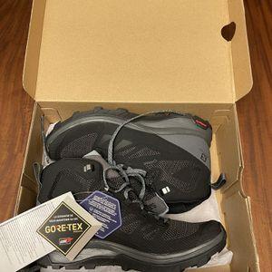 New - Salomon Hiking Boots -women's Size 8 for Sale in Mountlake Terrace, WA