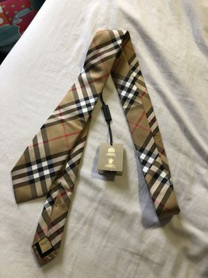 BURBERRY TIE for Sale in Portland, OR